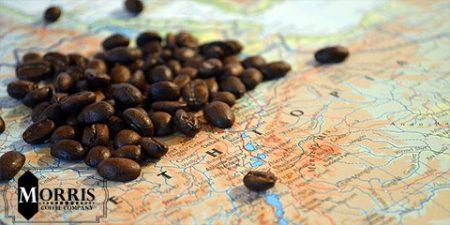واژه نامه قهوه: اتیوپی Ethiopia
