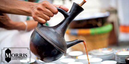 تاریخچه و فرهنگ قهوه اتیوپی