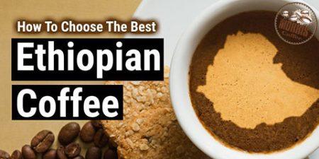 قهوه یورگاچف ، قهوه سیدامو و مناطق دیگر