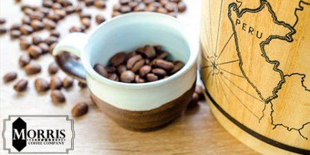 واژگان قهوه: پرو Peru