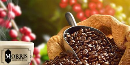واژه نامه قهوه: قهوه کلمبیا Colombia