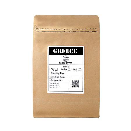 قهوه یونانی با جذوه یا ایبریک