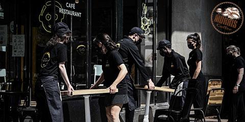 کافههای پاریس