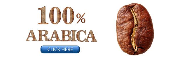 خرید قهوه 100 درصد عربیکا