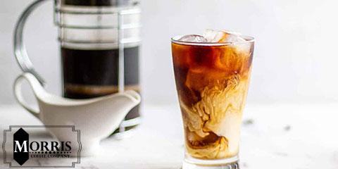 قهوه سرد دم