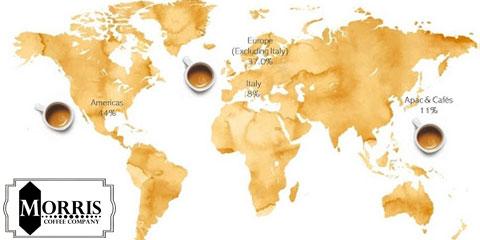 قهوه در بازار جهانی
