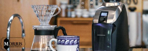 مصرف قهوه خانگی