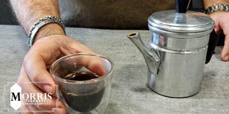 طرز تهیه نوشیدنی محبوب کاپوچینو