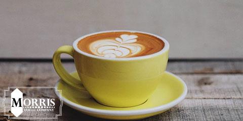 قهوه فلت وایت