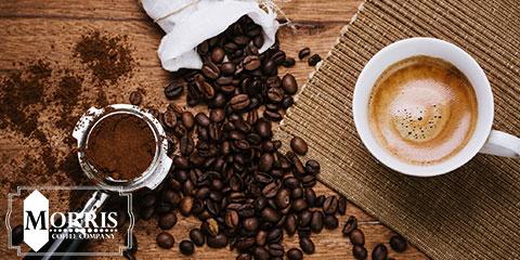 اسیدیته یا PH در قهوه