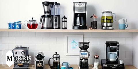 متداولترین انواع قهوه ساز