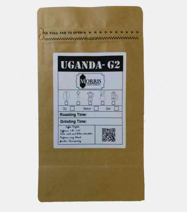 قهوه اسپرسو اوگاندا