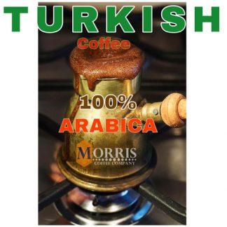 قهوه ترک عربیکا 100 درصد
