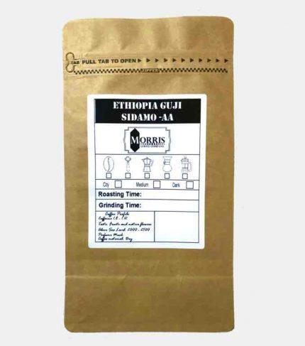 قهوه اتیوپی سیدامو اسپرسو
