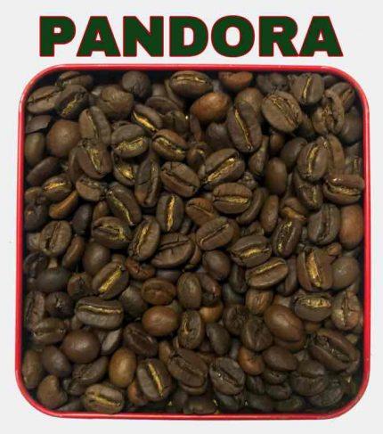 قهوه اسپرسو پاندورا